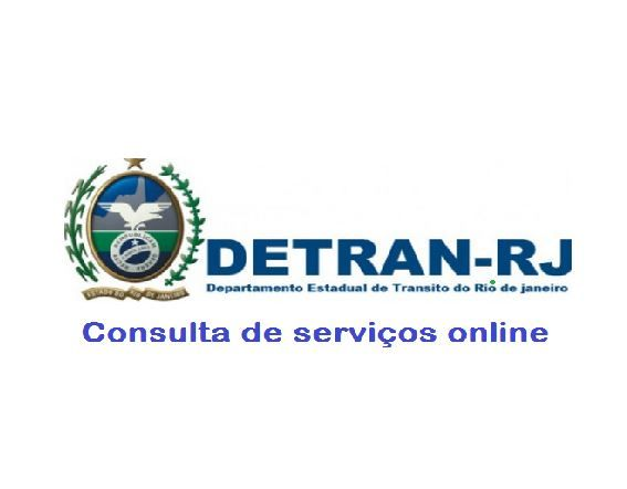 DETRAN RJ / Consulta IPVA 2017